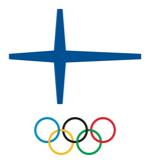 Olympiakomitea logo
